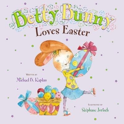 Positive Parenting Betty Bunny Book