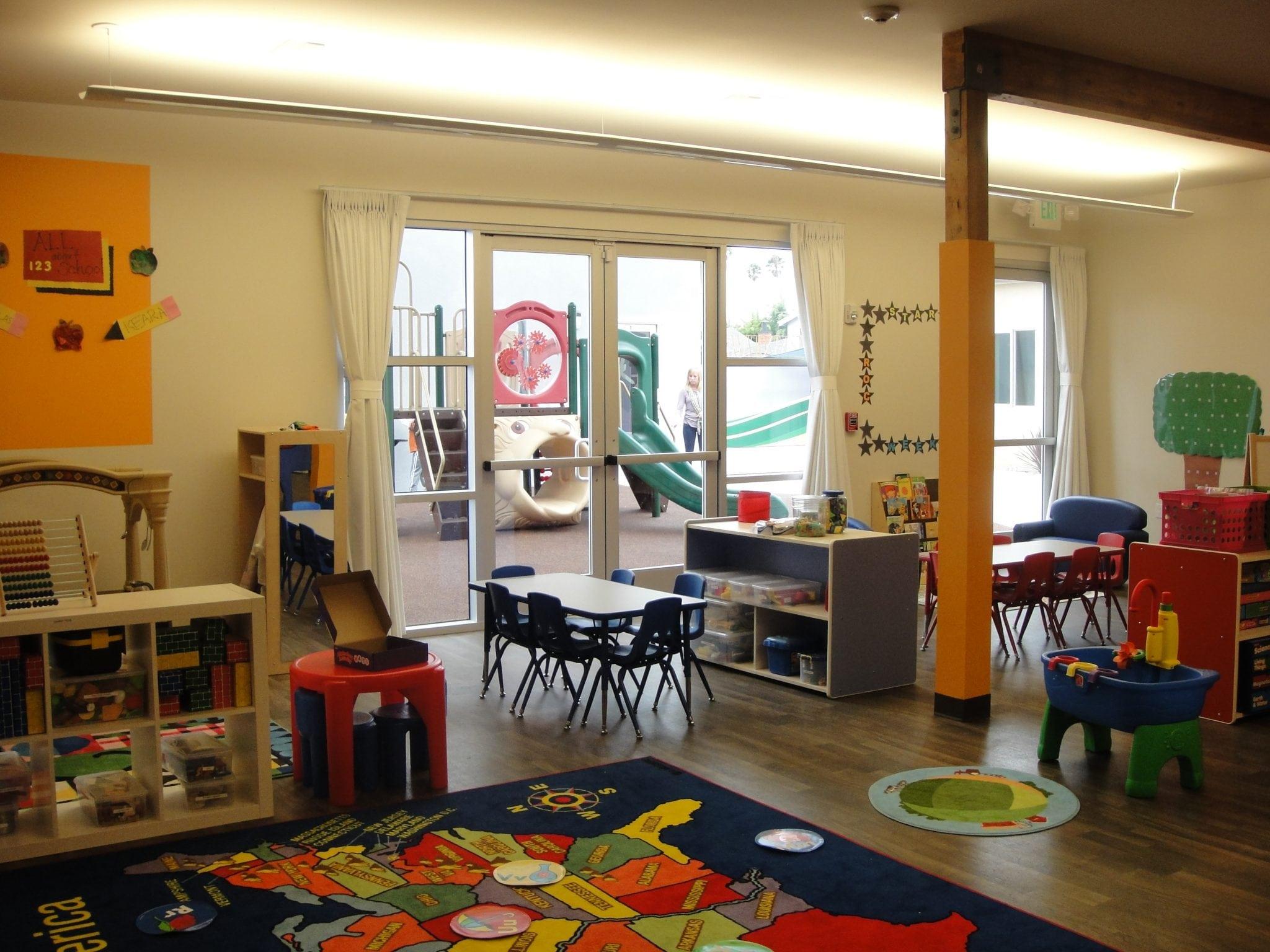 CHALK Preschool in Venice.