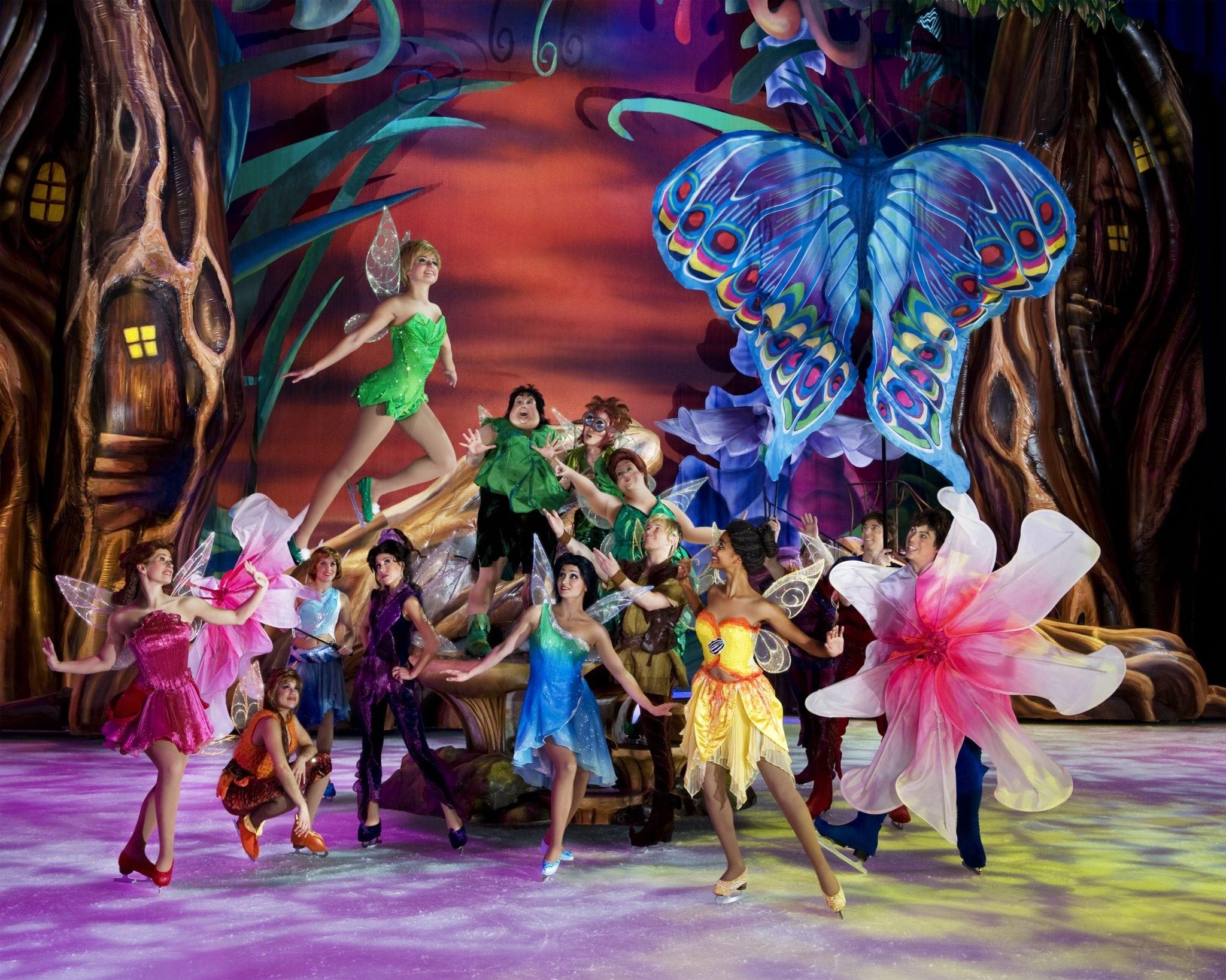Los Angeles events Disney on Ice