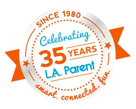 LAP 35 anniversary logo