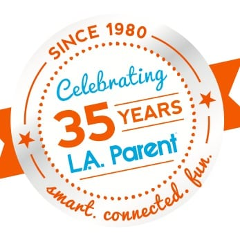 LAP 35 years square los angeles events