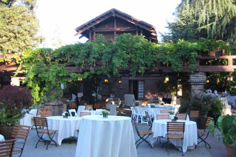 Mother's Day Brunch At Descanso Gardens