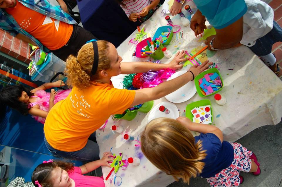 Zimmer Sunday Program: Free Art Day