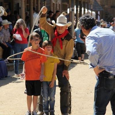 Cowboy Fest Square