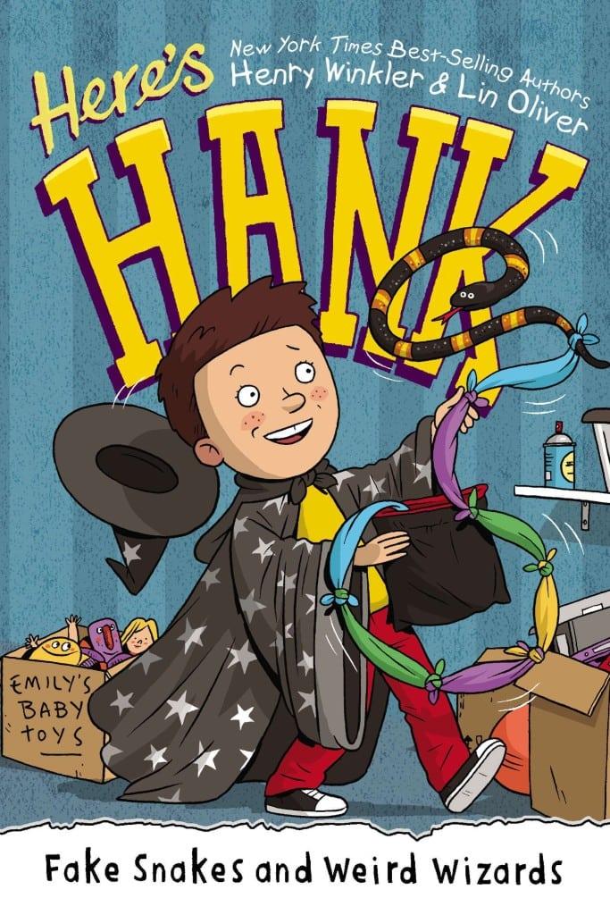 Special Needs Henry Winkler Hank Book