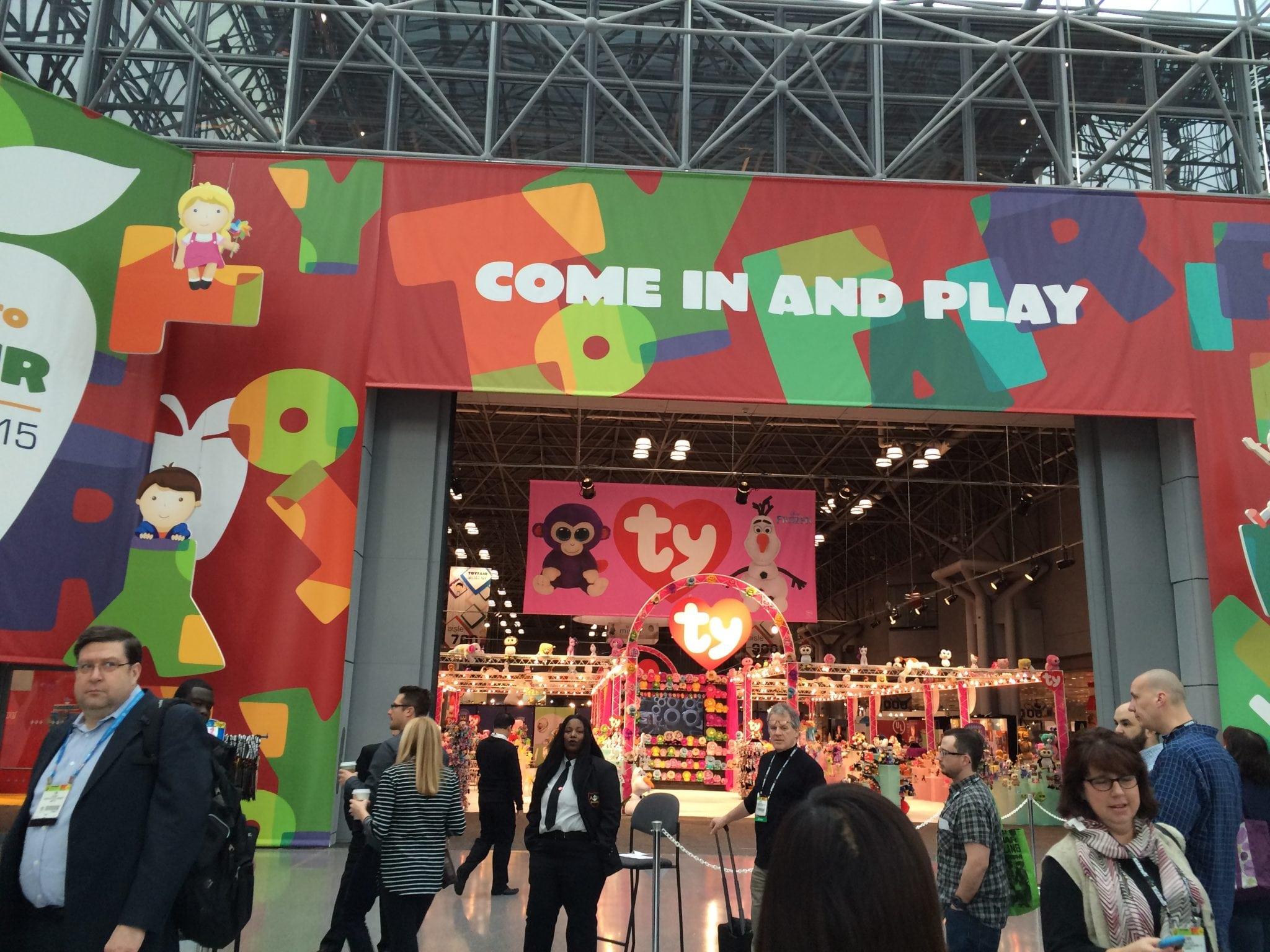 Fun ideas for kids: Toy Fair 2015