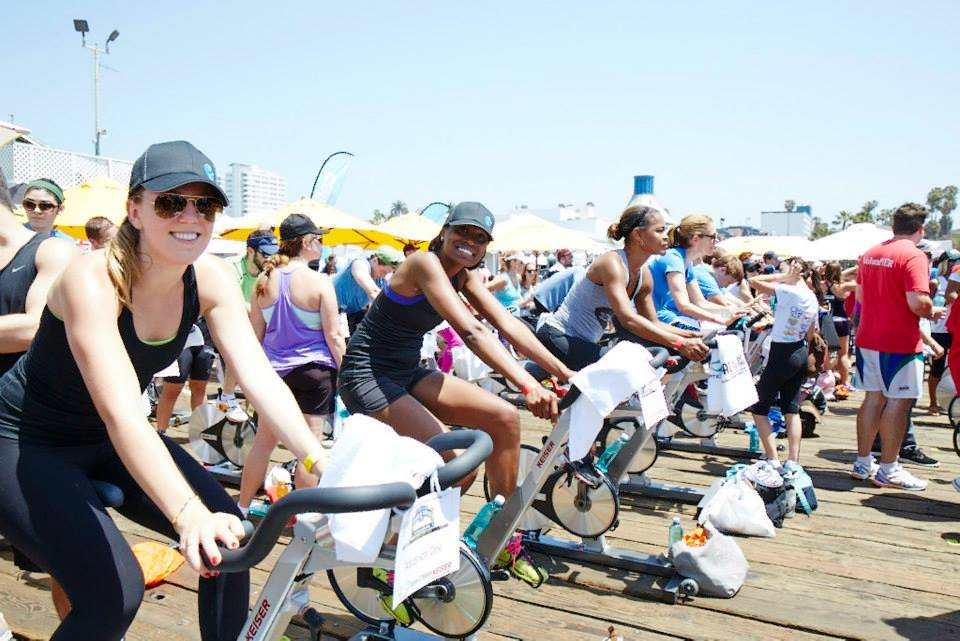 Los Angeles Events Pedal on the Pier