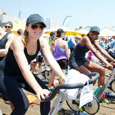 9th Annual Pedal on the Pier Spin-a-Thon