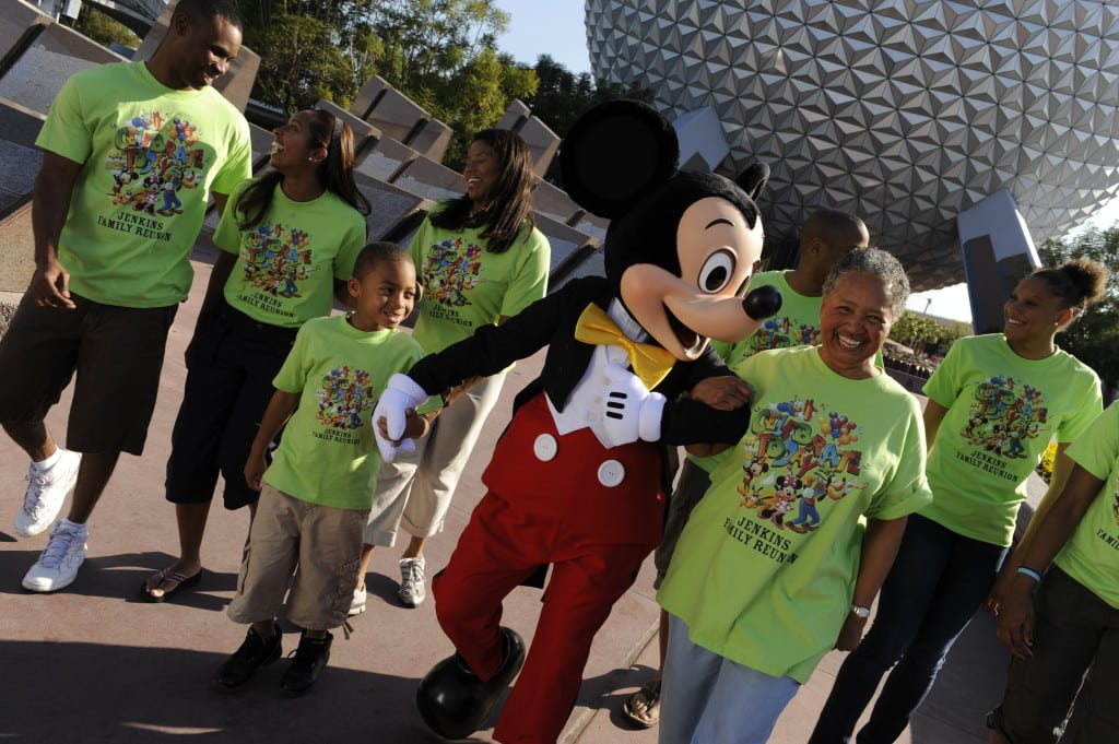 Summer Activities Disney World Vacation