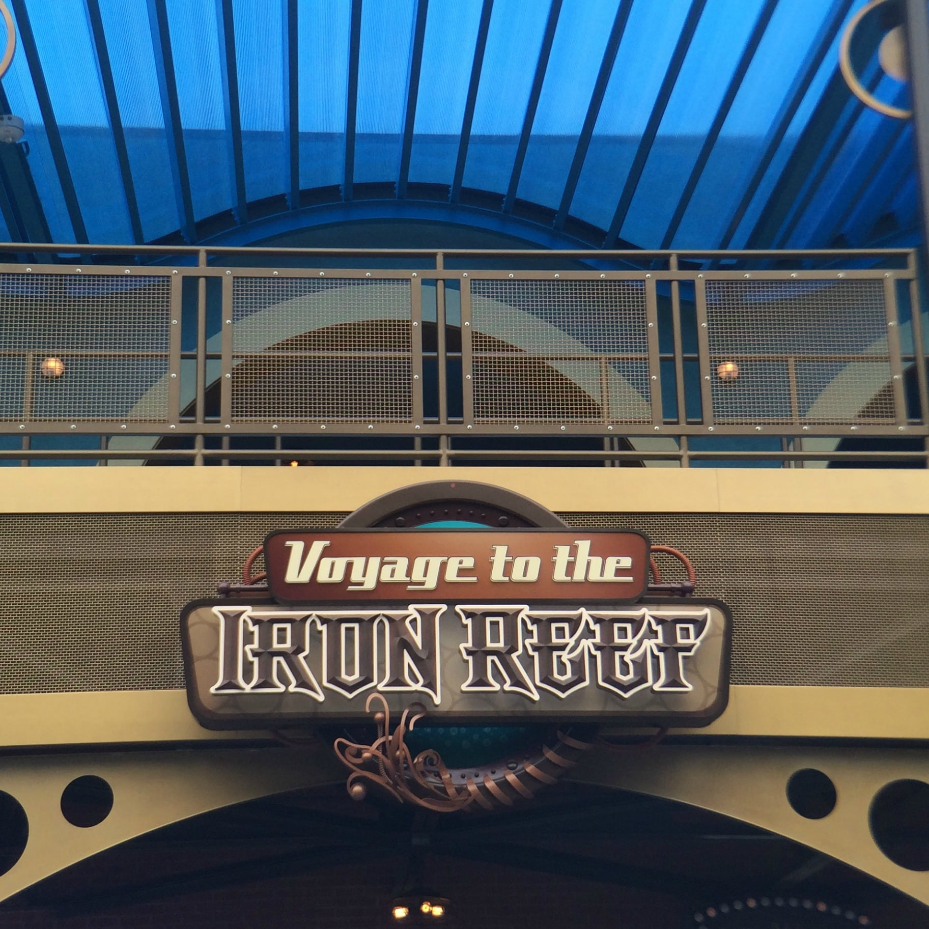 Knotts Voyage to the Iron Reef square