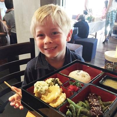 Sushi Roku Pasadena Kids 5