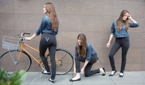 Things to do in LA black_bike_to_work_skinny_jeans_3