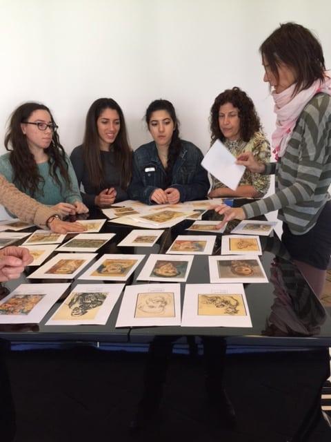 Los Angeles events - Holocaust Art Exhibit