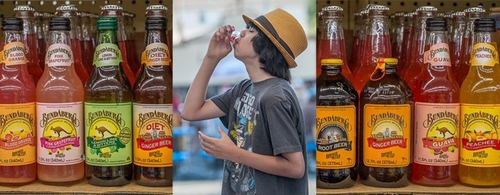 Galco's Summer Soda Tasting