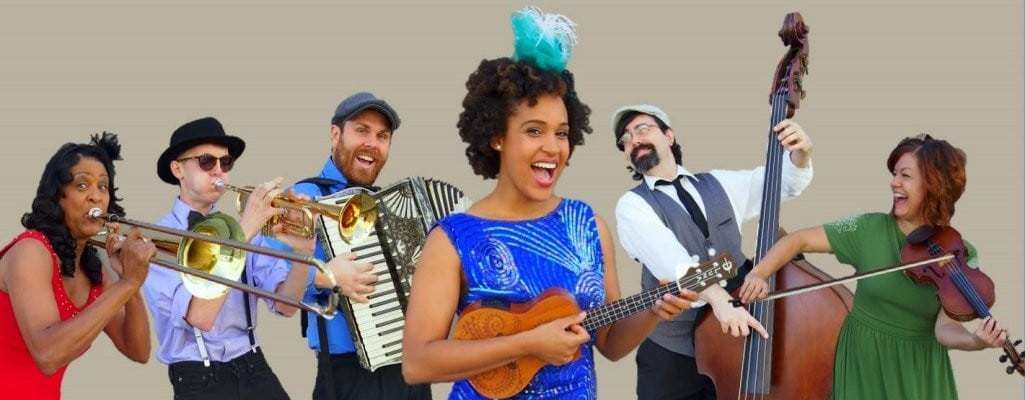 Garden Concerts for Kids: Jazzy Ash and the Leaping Lizards