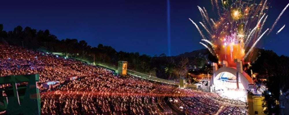 Hollywood Bowl's July 4th Spectacular