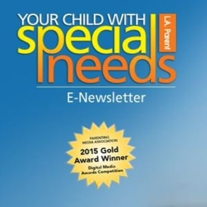 1-Special Needs Newsletter Logo