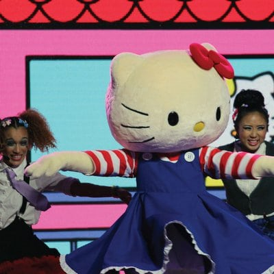 Hello Kitty Fest Square
