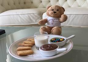 Fun ideas for kids :Little C Bear