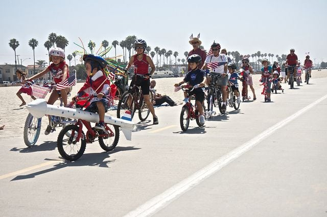 LAX Coastal 4th of July Parade