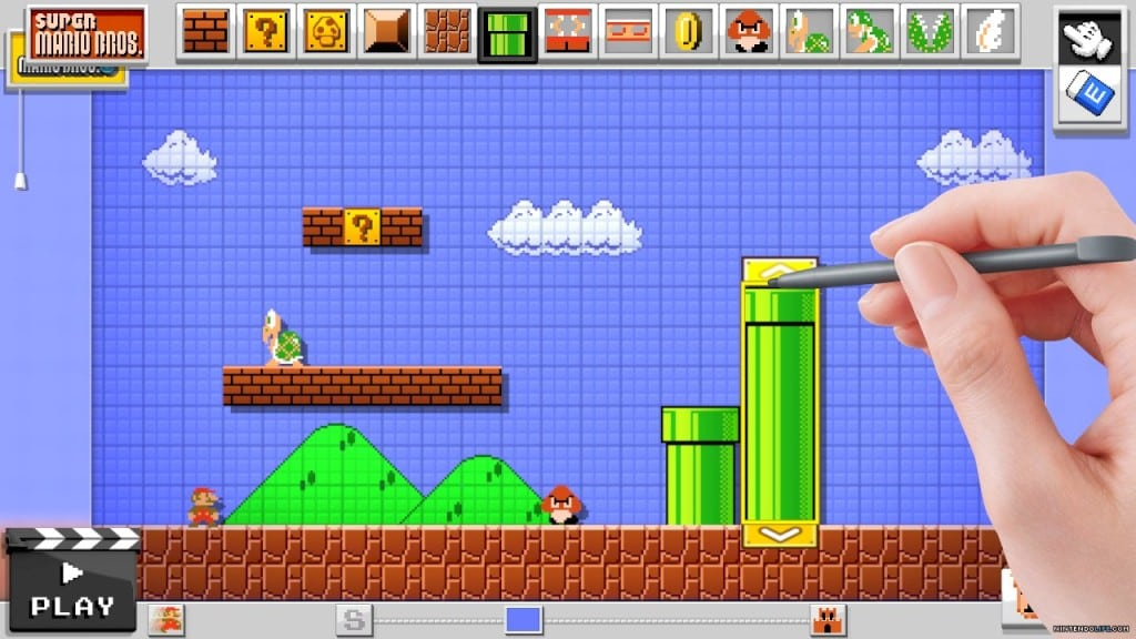 super mario maker fun ideas for kids