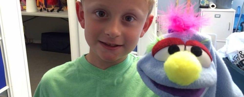 Puppet Making Workshop for Children