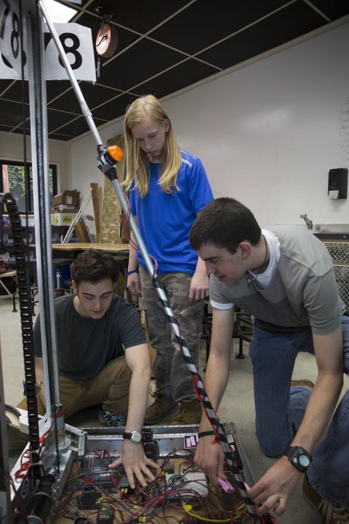 special needs STEM3 robotics