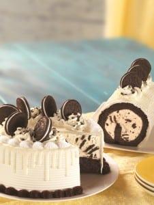OREO Cream Delight Cakes