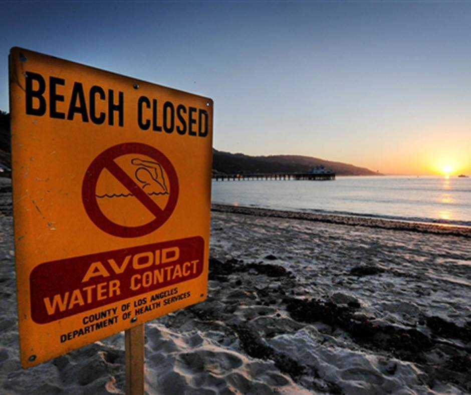 children's health beach closure