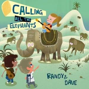 children's music calling all the elephants