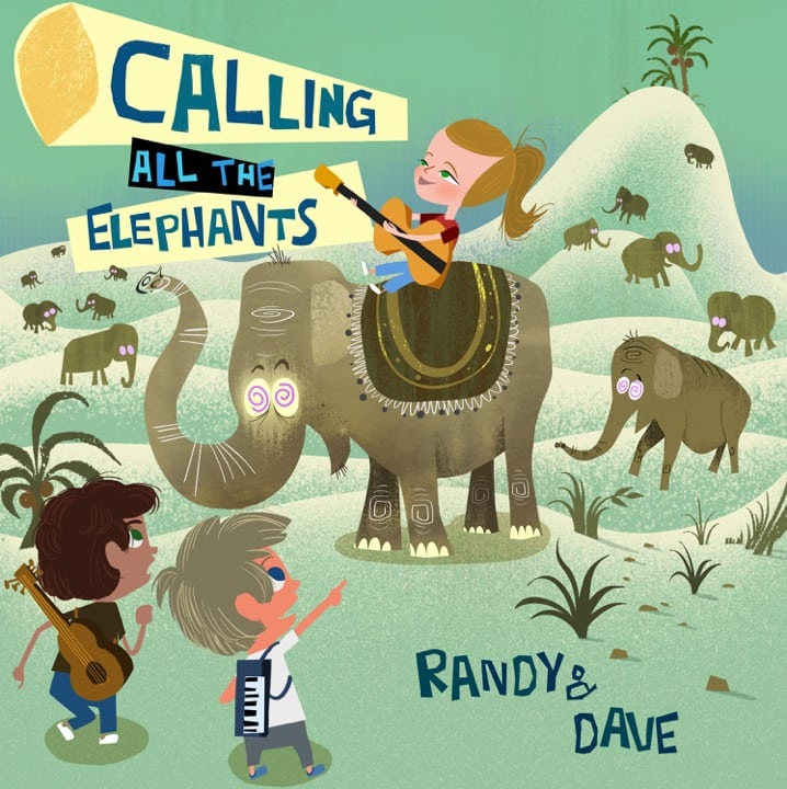 children's music calling all the elephants