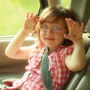 children's health, kid passengers of DUI Drivers
