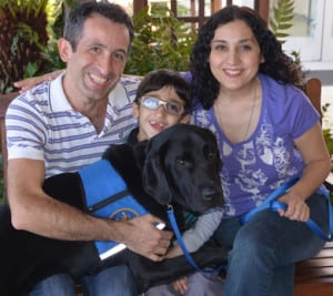 special needs canine companions Lionel