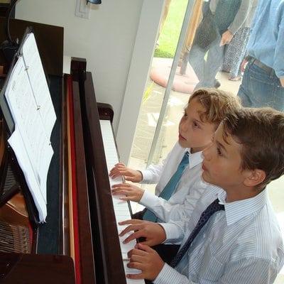 Music Practice Square
