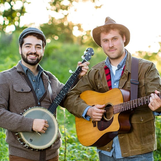 Garden Concerts for Kids: Okee Dokee Brothers