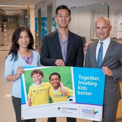 L A  Hospital News: Providence Tarzana Partners with CHLA