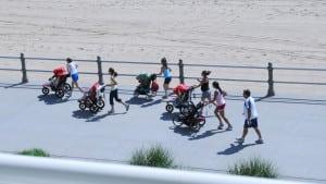 children's health stroller