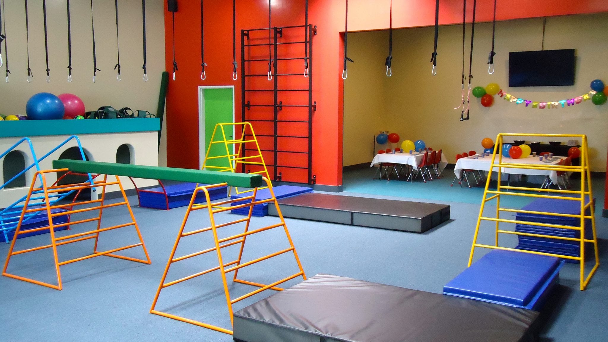 Find Fun Ideas For Kids At Apex Gym