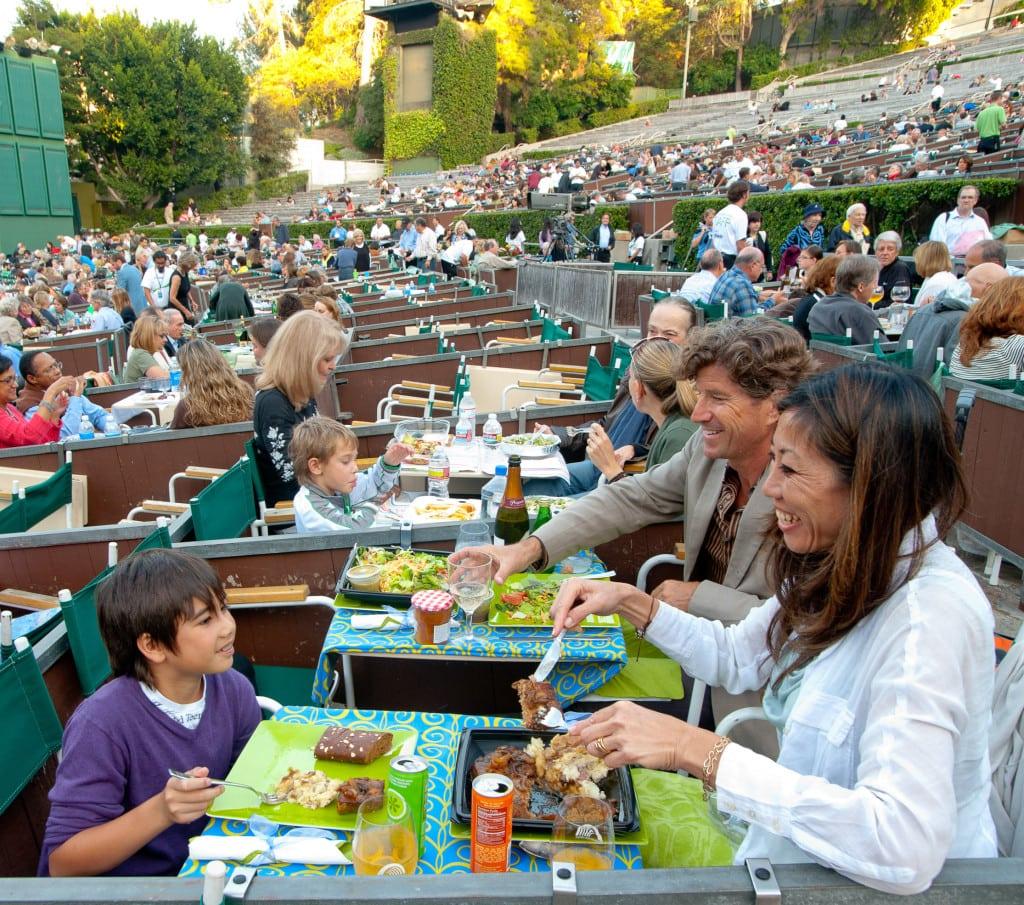 Fun Summer Activities - Hollywood Bowl