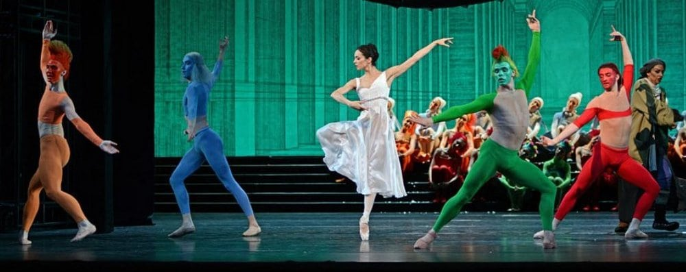Mariinsky Ballet and Orchestra Presents Cinderella