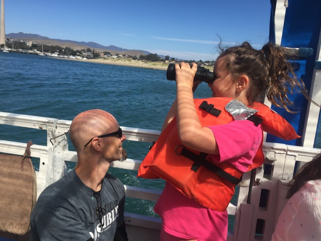 family travel Morro Bay