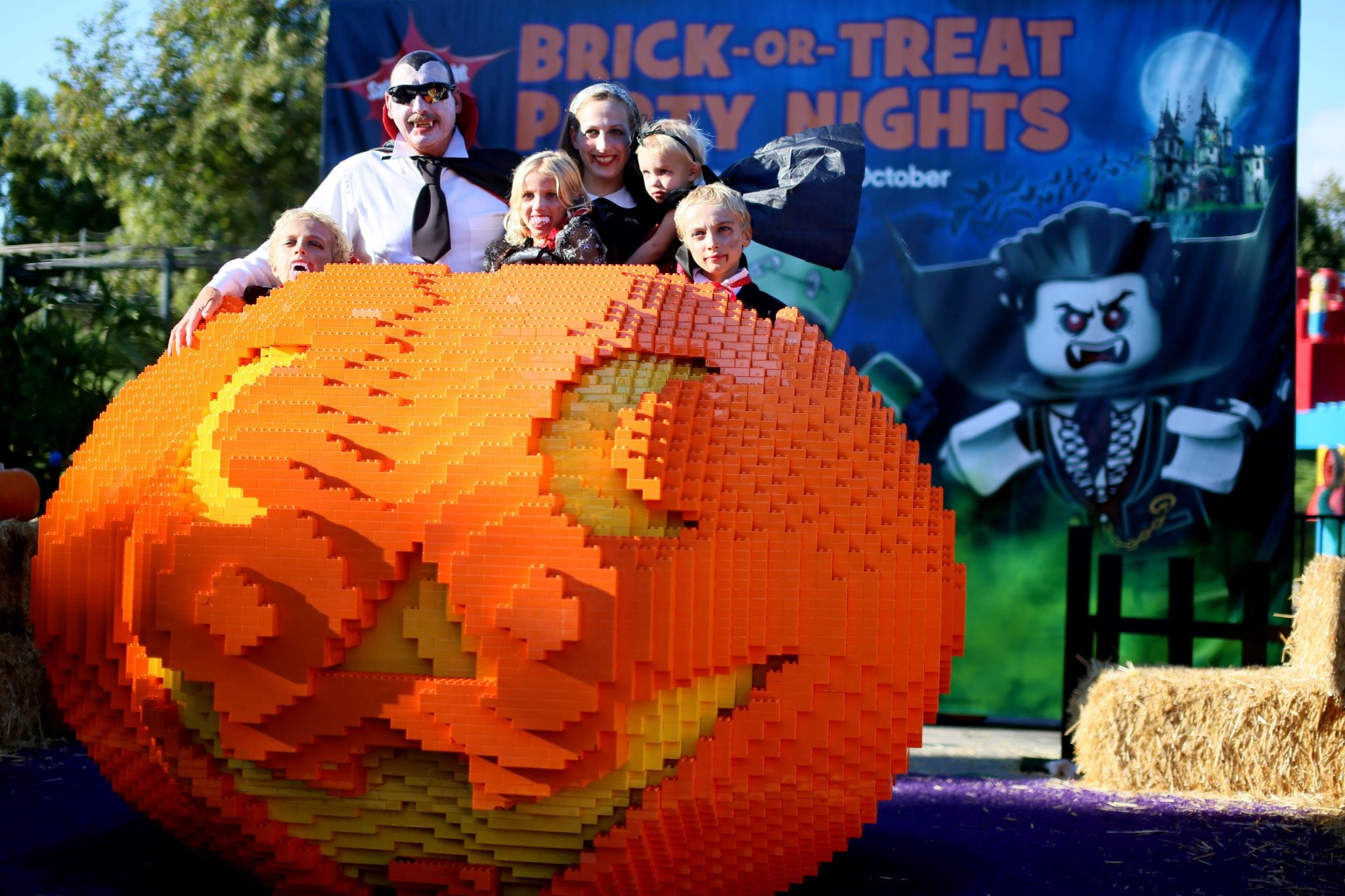 Legoland's Brick-Or-Treat Party Nights