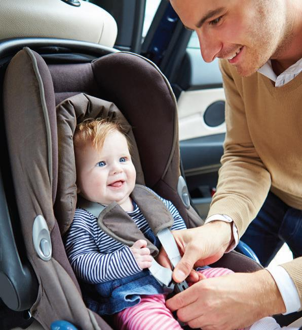 health - car seat safety check