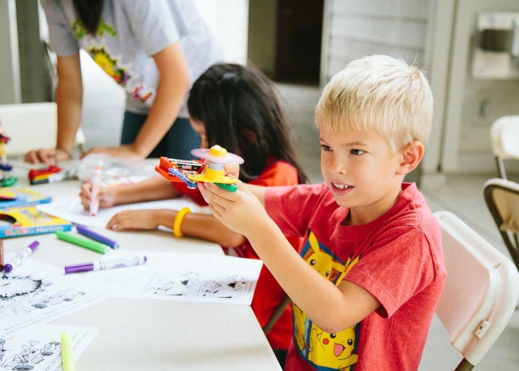 Fun ideas for kids -Destination Science