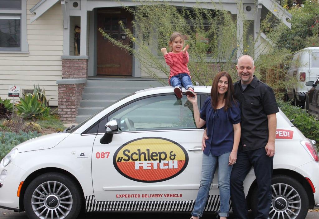 Parenting Schlep & Fetch
