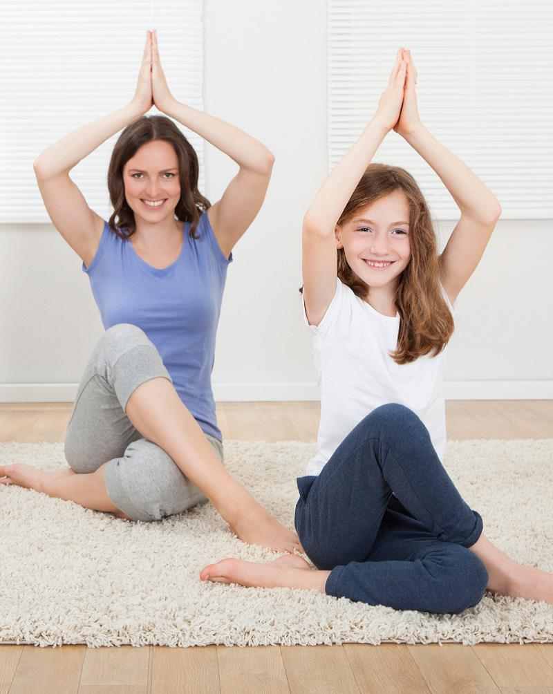 parenting -stress busters