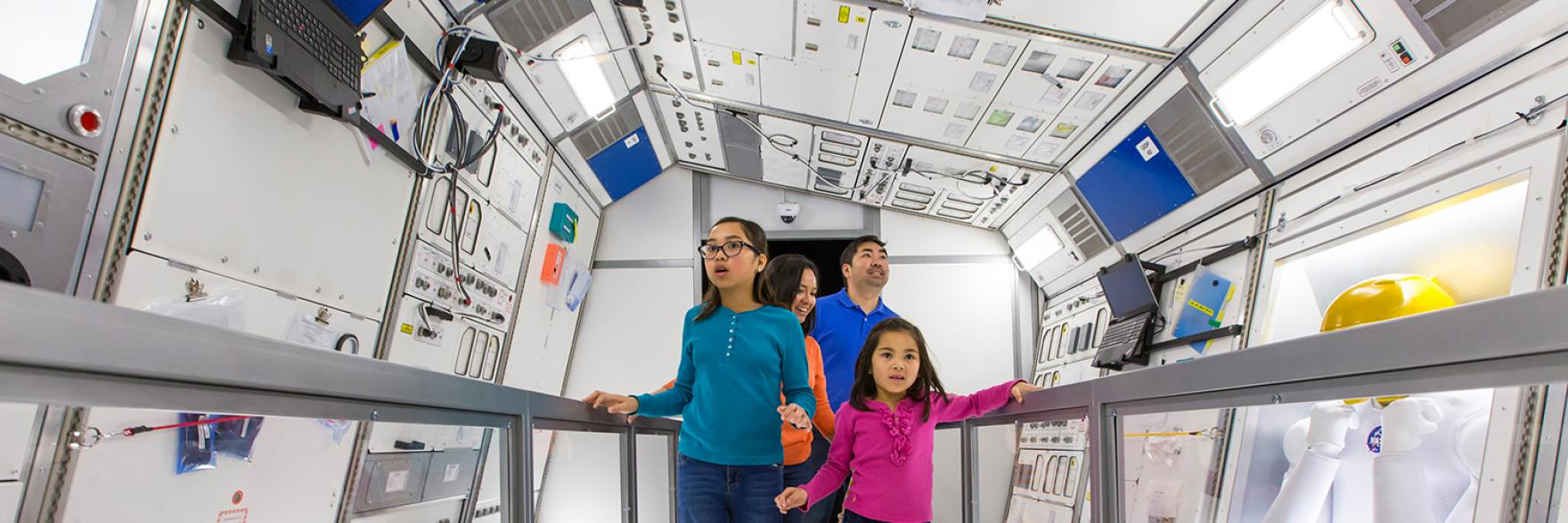 Journey to Space: The Exhibition