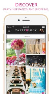 party ideas partyology_discover