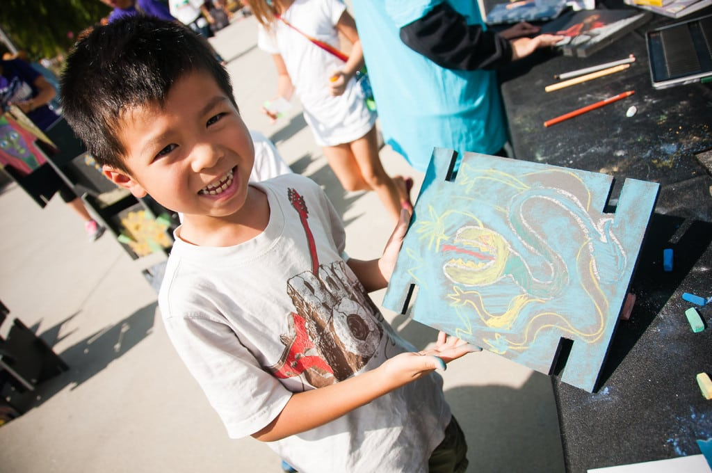 Los Angeles events - The Big Draw L.A.