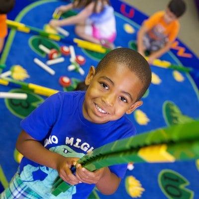 Child Centered Preschool Square